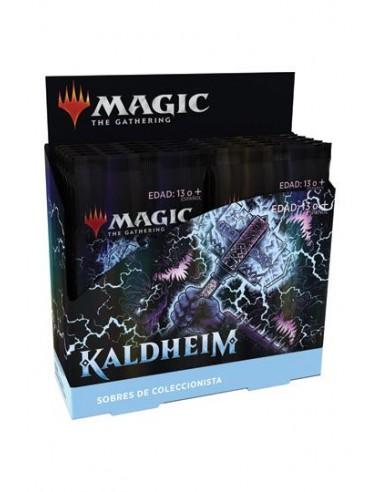 Magic. Sobre de Coleccionista. Kaldheim
