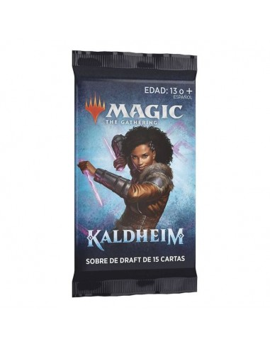 Magic. Sobre Draft. Kaldheim