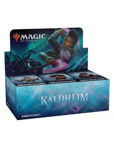 Magic. Caja de sobres Draft. Kaldheim