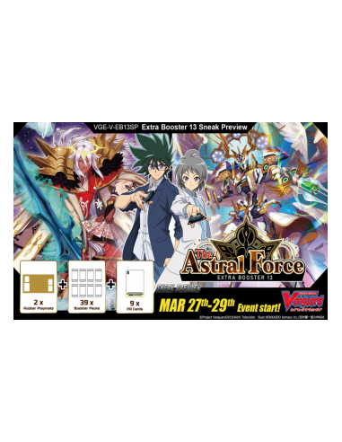 Astral Force: Sneak Preview Kit