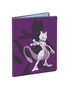 Álbum 9 bolsillos Mewtwo....