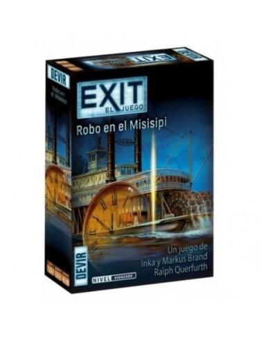 Exit Robo en el Mississippi