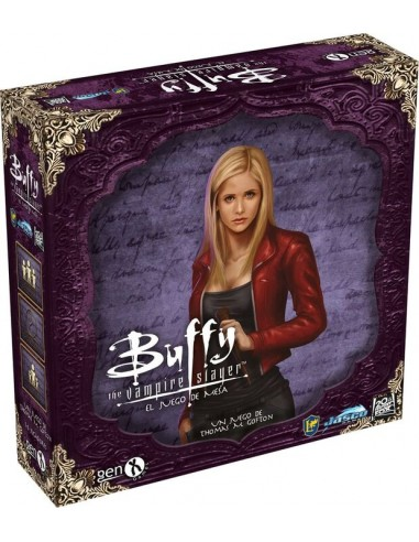 Buffy The Vampire Slayer El Juego de...