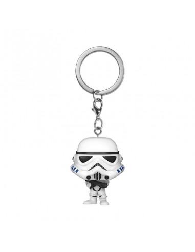 Keychain Pop Stormtrooper. Star Wars
