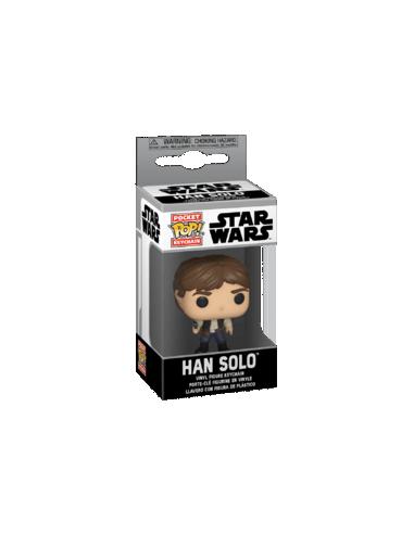 Keychain Pop Han Solo. Star Wars