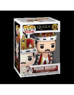 Freddie Mercury King. Queen