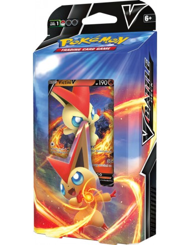 PREORDER Victini Battle Box (English)