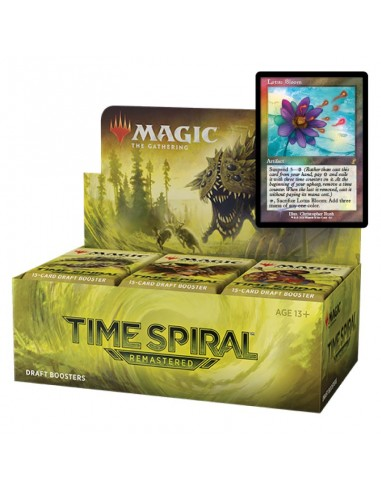 Time Spiral. Booster pack (spanish) (36)