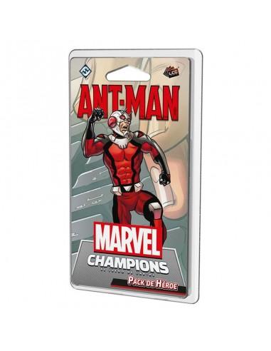 Ant-Man. Pack de Héroe