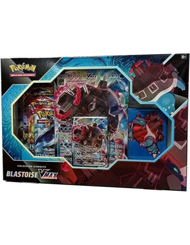 PREORDER Blastoise VMAX Battle Box...