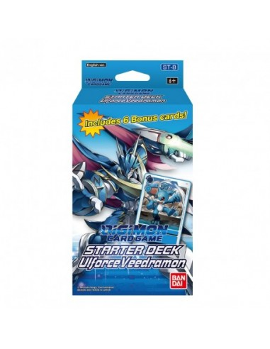 PREORDER UlforceVeedram ST-8 Starter...