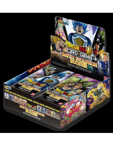 Battle Evolution: Booster Box (24)...