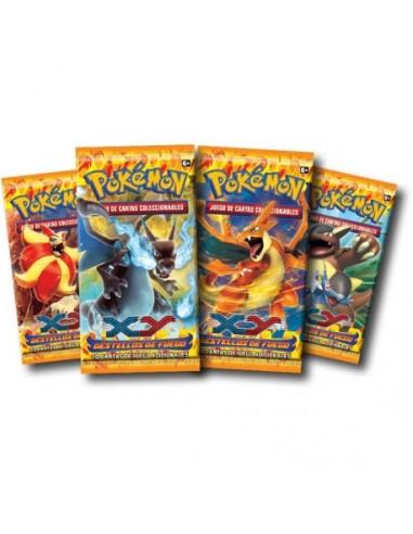 Pokemon Tcg: XY Destellos de Fuego:...
