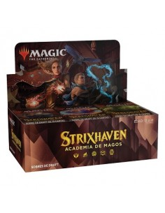 Magic. Strixhaven. Academia...