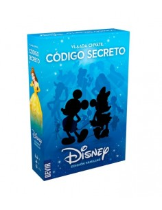 Código Secreto Disney