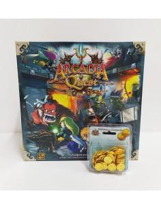 Arcadia Quest + Monedas...