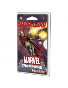 Star-Lord. Pack de Héroe