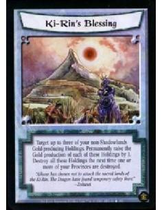Ki-Rin's Blessing