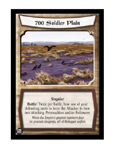 700 Soldier Plain