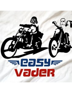 Camiseta Easy Vader
