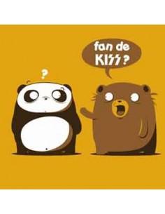 Camiseta Fan de Kiss?