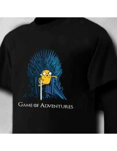 Camiseta Game of Adventures