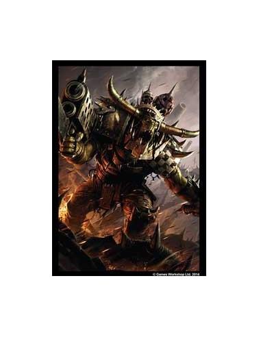 GW Sleeves Art: Orks (50)