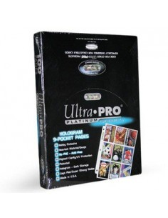 Ultra Pro Platinum 9-Pocket...