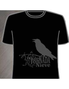 Camiseta Jon Nieve No Sabes...