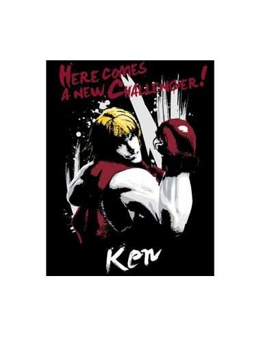 Camiseta Ken New Challenger