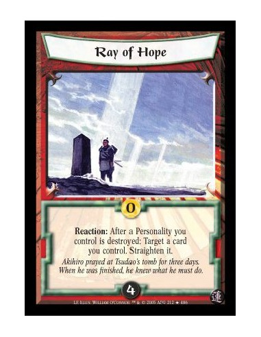 Ray of Hope FOIL