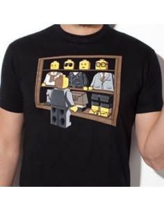 Camiseta Lego Qué me pongo