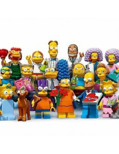 Lego Minifigures. The...