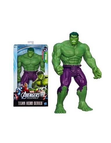 Hulk Figure 30cm Titan Hero