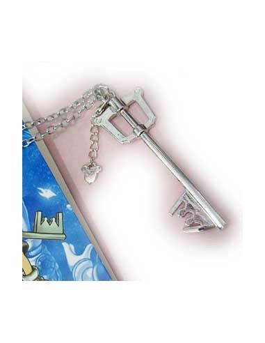 Colgante con cadena Llave Espada...