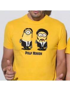 Camiseta Pulp Minion