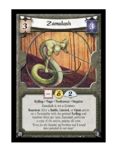 Zamalash FOIL