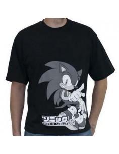 Camiseta Sonic Japan Style