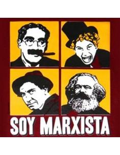 Camiseta Soy Marxista